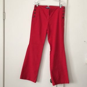 Anthropologie Jeans - Anthropologie Fleur Bleue red jeans 6 5e9b9192d31
